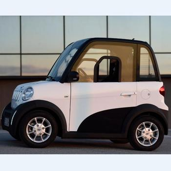 Electric Car Kit For Smart 2 Seater Professional Production Automobile European Roved