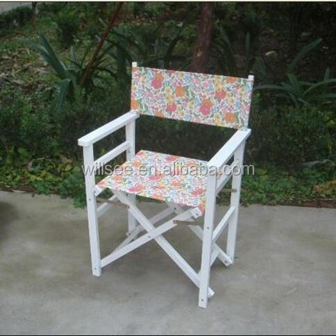 HE-311,HIGH QUALITY WOOD FOLDING DIRECTOR CHAIR