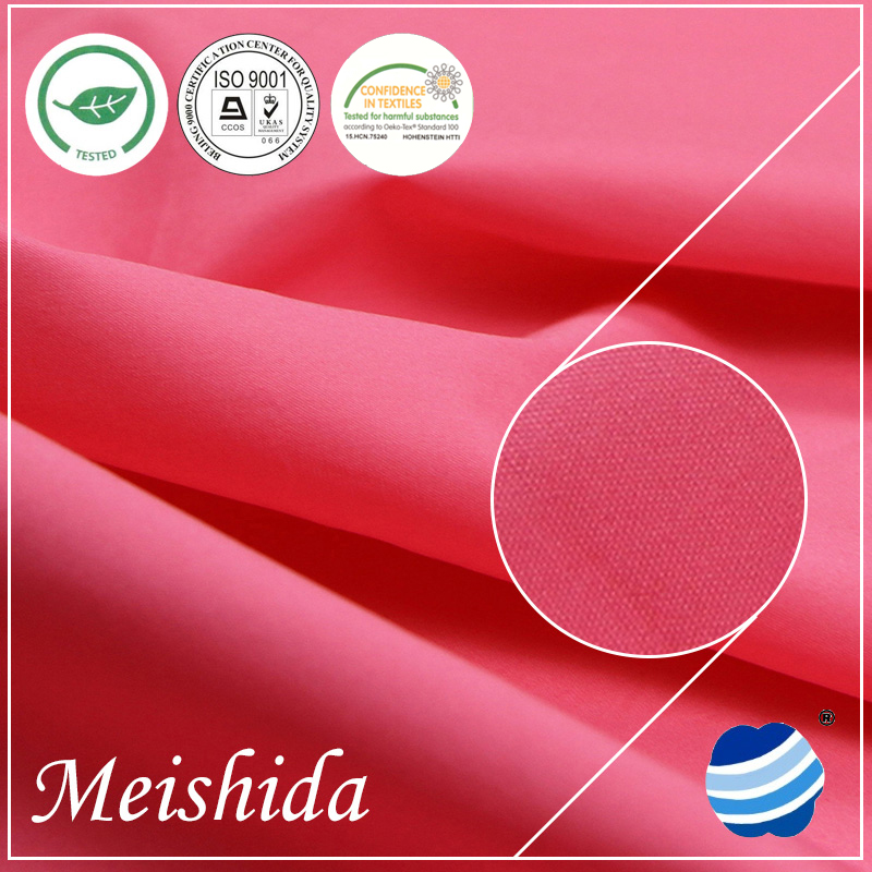 MEISHIDA 100 cotton 100 cotton gingham fabric canvas (7+7)*(7+7)/68*38