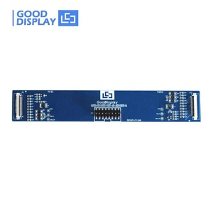 good display spi adapter board for 12.48'' dot matrix big e-ink display