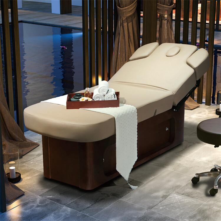 hoge klasse massage voorlegging