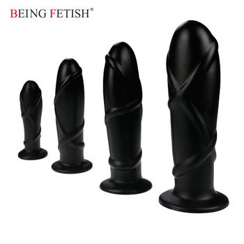 suction dildo anal