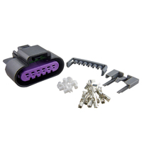 Accelerator Pedal Position APP Sensor Connector Kit or Wiring Harness For GM 6.0L LS2 05 Corvette
