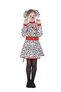 RG Costumes Dalmatian Costume, Child Medium/Size 8-10