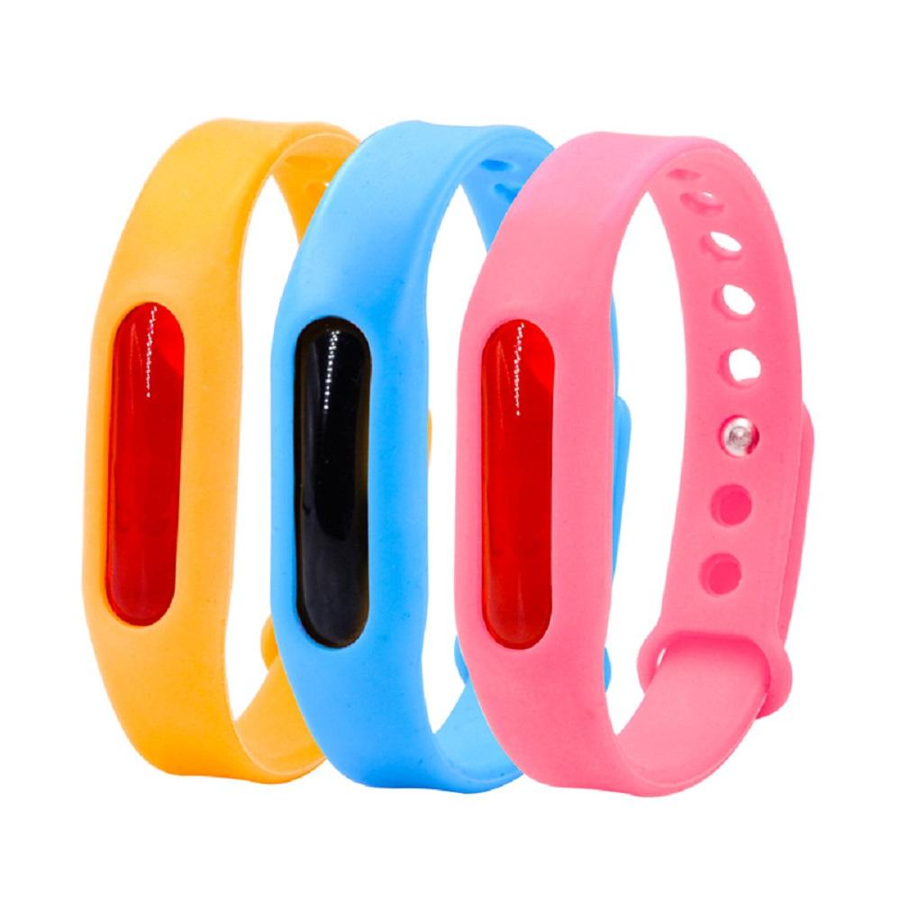 Силиконовый браслет для отпугивания насекомых Wristband в Ужгороде