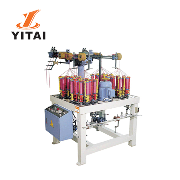 Yitai Shoelace Making Machine
