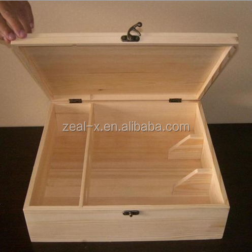 Luxury high quality popular fashion wooden wine boxes for sale