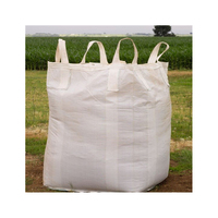 High quality big sand bag 500kg 1000kg 1500kg Virgin PP woven super sack big bulk bag jumbo bag FIBC for sand for seed