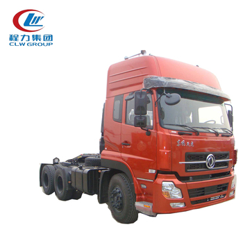 6*4 Dongfeng Trattori Testa RHD LHD Dongfeng Motore Primo 251-350HP Dongfeng autocarro Trattore