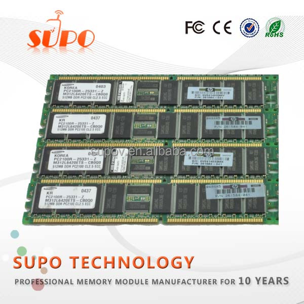 2G Server Memory Module ECC Unbuffered