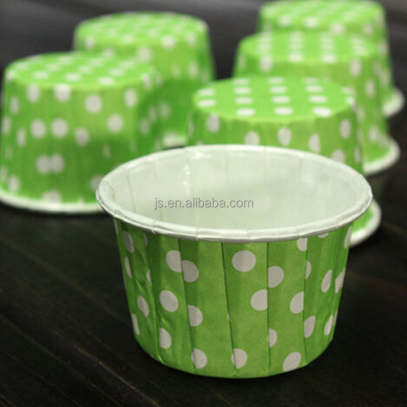 Food Grade Color Printing Muffin Cup Cake Paper/Ripple Wall Paper Cup/Paper Cup Holder Tray