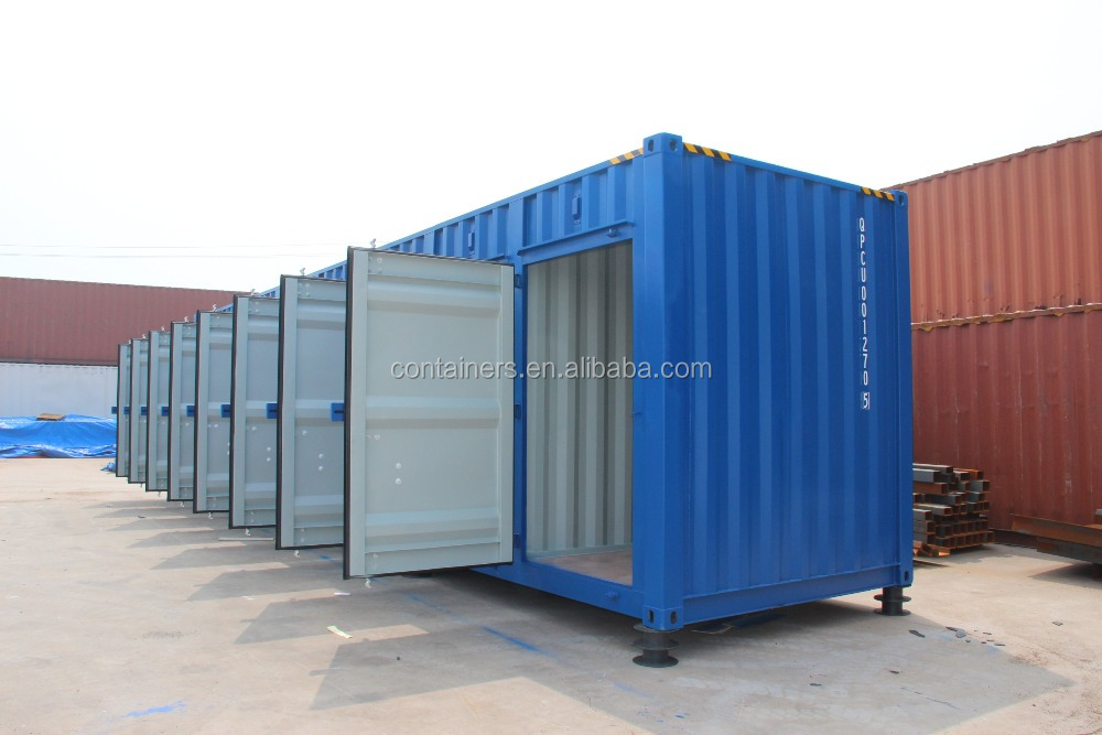 Durable Storage Container / Prefab Storage Containers / Workshop container
