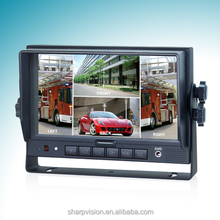 "7"" tft lcd color monitor with touch screen"