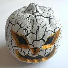 Atificial Foam Halloween Pumpkin