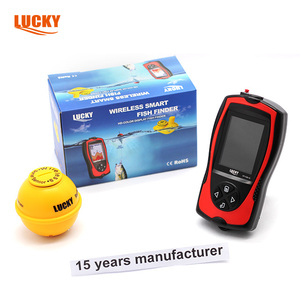 Promotional discounted sonar fishfinder for bait boat