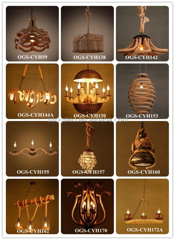 5 or 8 Lights Fixtures Retro Pendant Lamp ,Resin Deer Antler Chandelier from China supplier