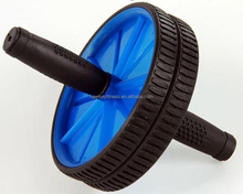 small Sport AB power twister double Exercise Roller wheel