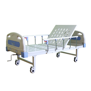 crank hospital patient bed medical care bed