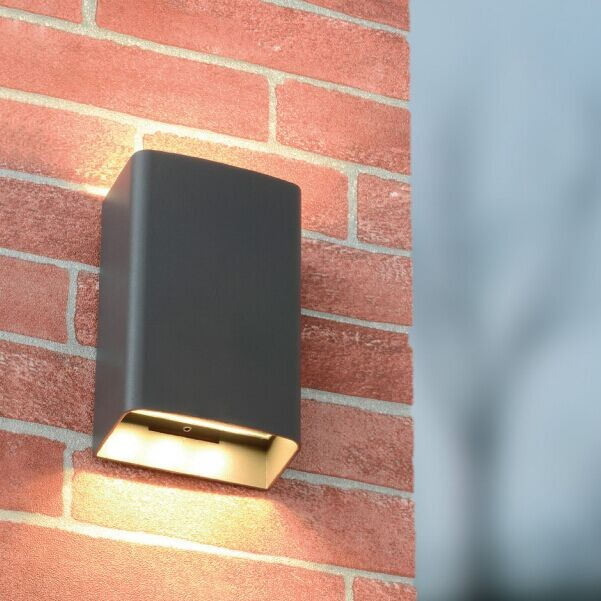 Indoor And Outdoor Gypsum Led Wall Light