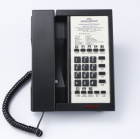 New model hotel phone with MWL work with any brand PABX and free faceplate printing.