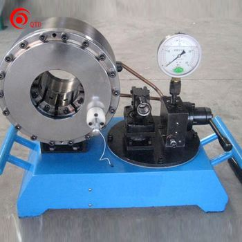Manual Hydraulic Top Quality 6-51mm Hose Crimping Machine
