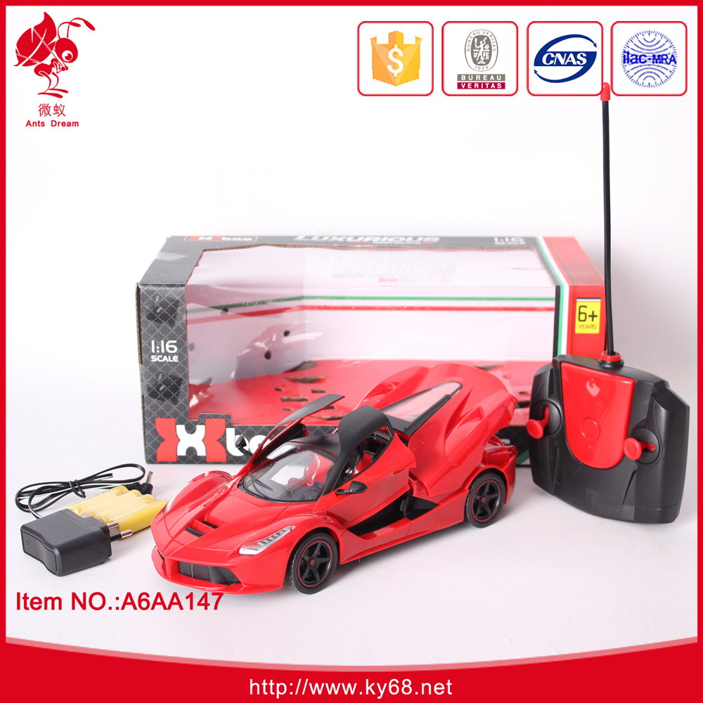 Hot sale remote control car with fashionable design