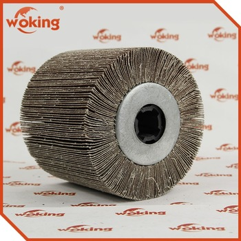 Wood Polishing Brush Wheel for grinding metal