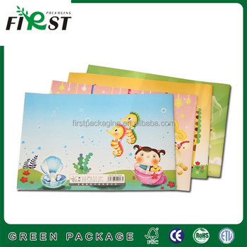 School stationery students drawing book drawing pad with customized printing art paper cover in cheap price