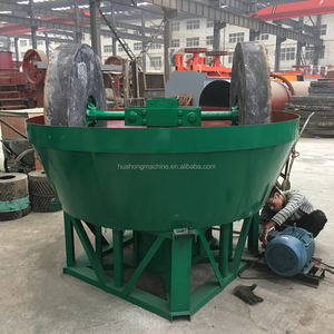 Wet Gold Grinding Machine Sudan Mill for gold mill