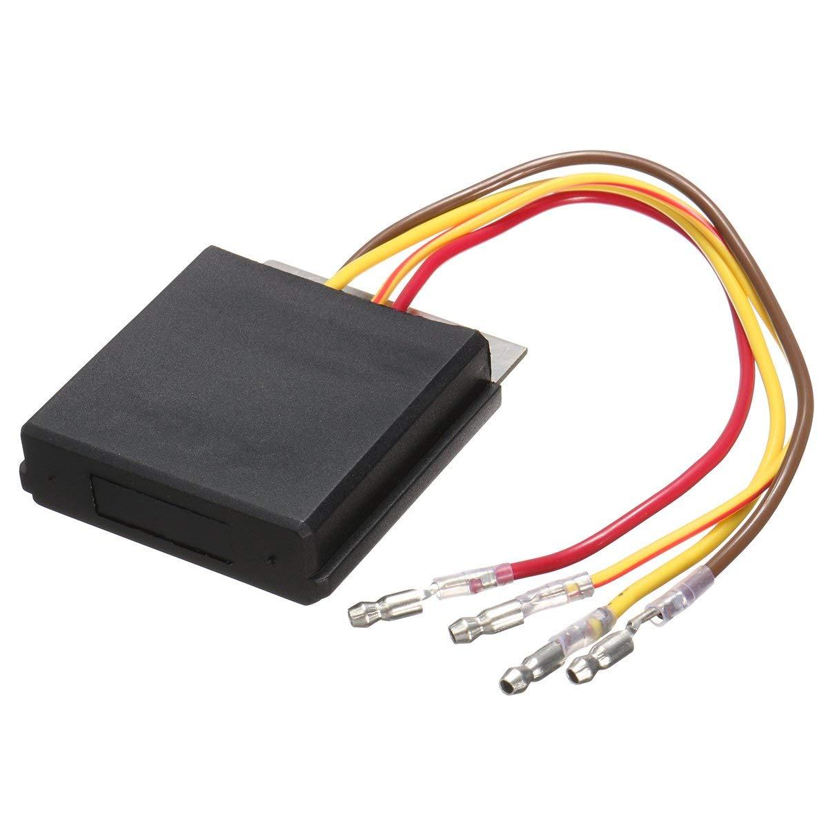 Zz Pro Mosfet Voltage Regulator Rectifier For Polaris Ranger 500//700 RZR 800 Sportsman 500//700//800 2007 2008 2009 2010 OEM Repl.# 4011925 4012384 4011569