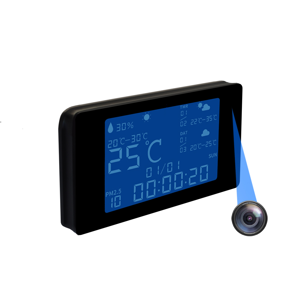 Weather Station Spy Camera Wifi Weather Station Spy Camera Wifi
