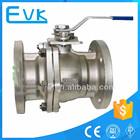 En acier inoxydable Floating Ball Valve