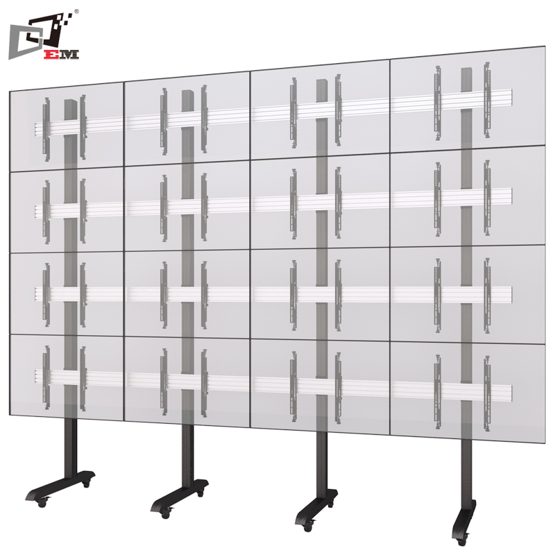 Modular Design Mobile Exhibition Stand With Locking