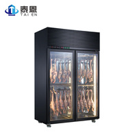 Commercial Cooling Duck Prepare Drying Display Refrigerator Meat Dry Aging Refrigerator