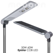 All in one High Lumen IP67 Integrated equal to 100W cob LED solar street light