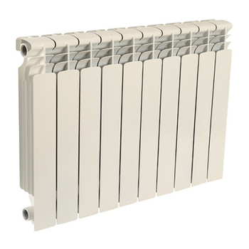 New Style Hot Water Casting Aluminum Radiator For Home Heating Co Bq500