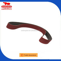 HD343.2 aluminum oxide abrasive belt for wood furniture polishing