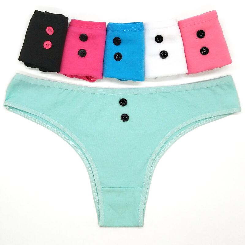 5aa3d97e391a5 View larger image. Yun Meng Ni Sexy Underwear Cute Bikini Girls Panties