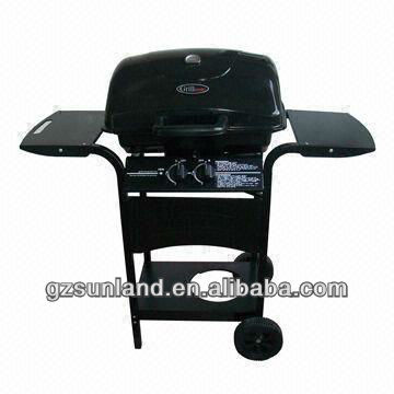 Trolley Gas/Large Size Gas/Brinkman Gas/Thermos Gas BBQ Grill, 110 x 46 x 102cm Overall Sized