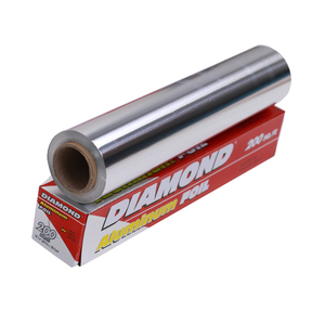 FDA KOSHER approved diamond aluminum foil