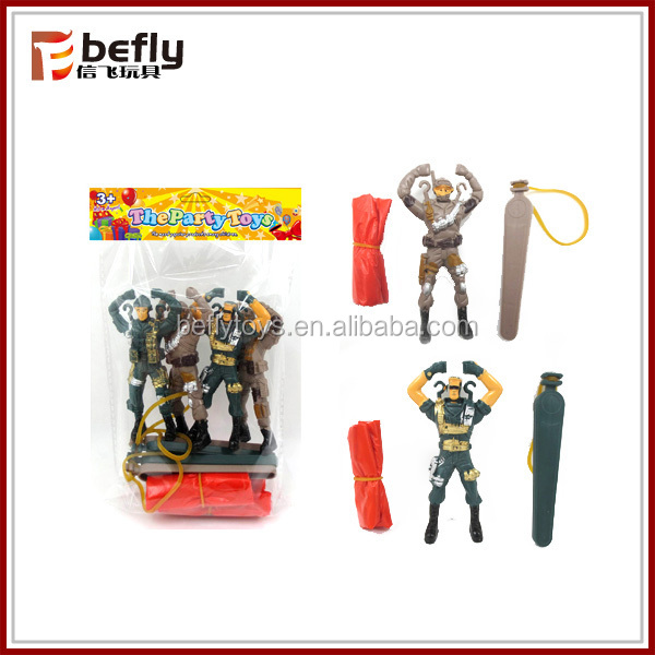 parachute soldiers small toys for promotion gifts