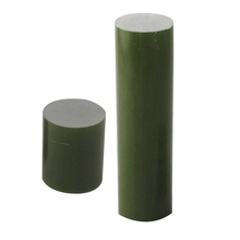 square and round sticks insulated fiberglass rod