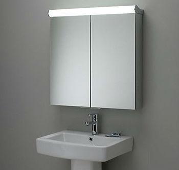 Illuminated Bathroom Cabinets Mirror