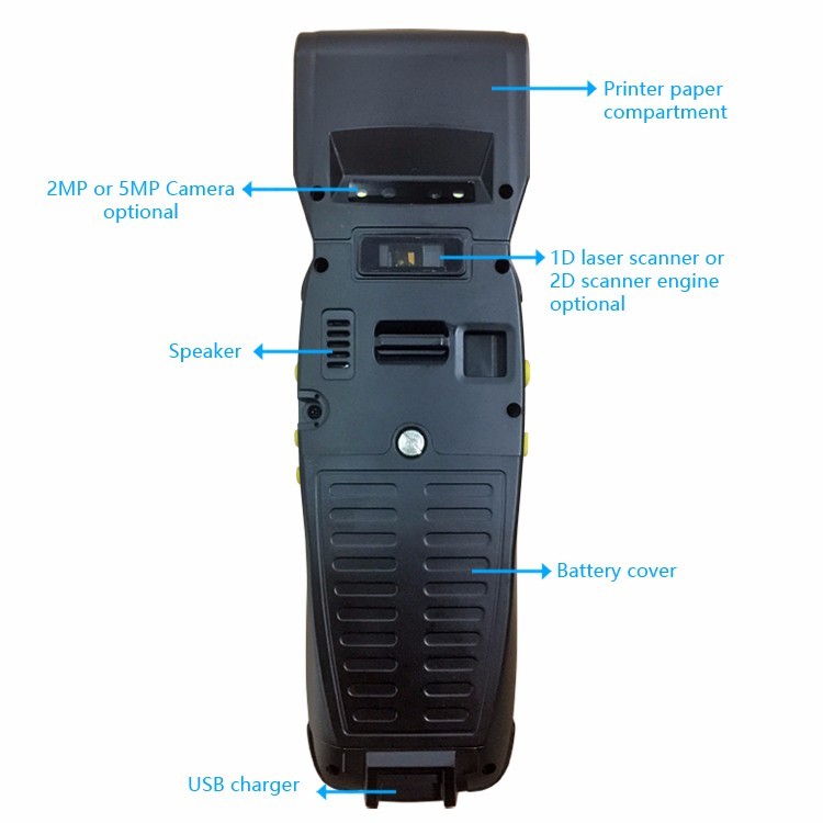 barcode reader machine
