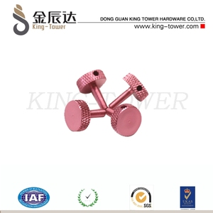beautiful appearance decorative screw for fixing hinges (with ISO card)