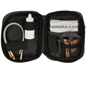 Portable Bag Gun Cleaning Kit Cleaning Gun Brush Cleaning Tool