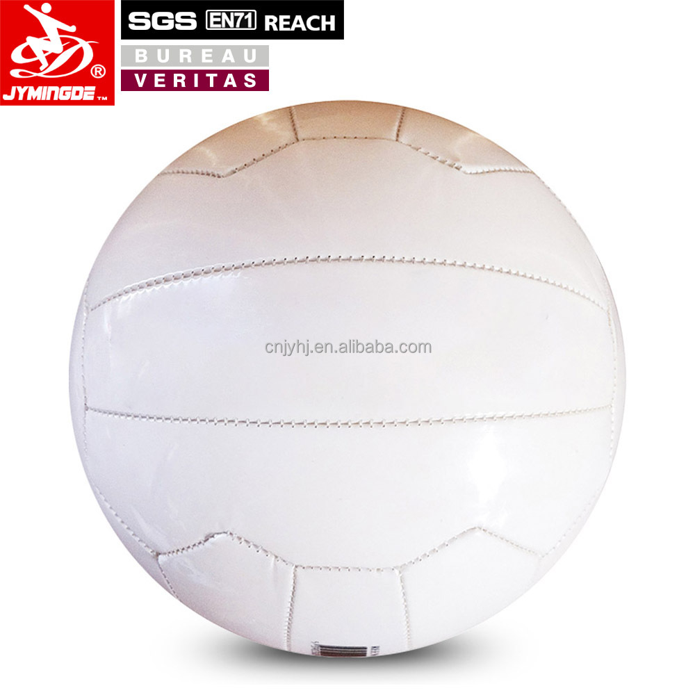 18 panels size 5 machine stitched foam pvc volleyball gifts