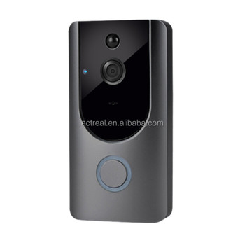 Oem Ring Doorbell Camera Wifi Video Wireless Apartment Door Access Intercom System Remote Bell