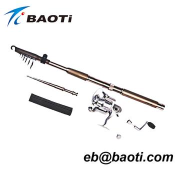 Hot Sale Baoti Titanium Fishing Equipment For Sale