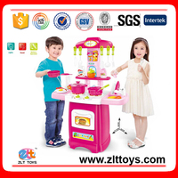 Cooking Games Toys Kitchen Play Set For Girls